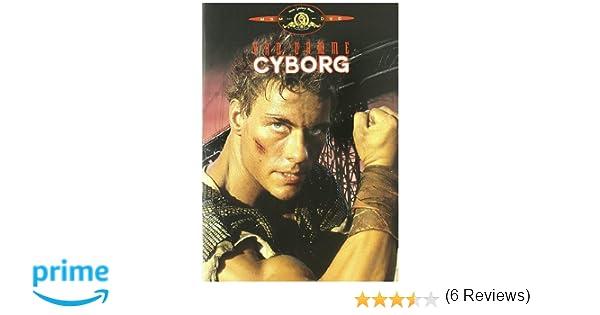 Cyborg [DVD]: Amazon.es: Jean Claude Van Damme, Deborah ...