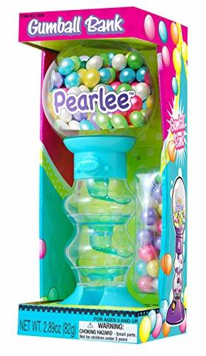 Pearlee Spiral Fun Gumball Bank, 0.88 (Fun Gums)