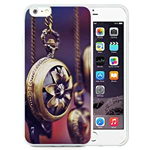 New Beautiful Custom Designed Cover Case For iPhone 6 Plus 5.5 Inch With Pocket Watches (2) Phone Case