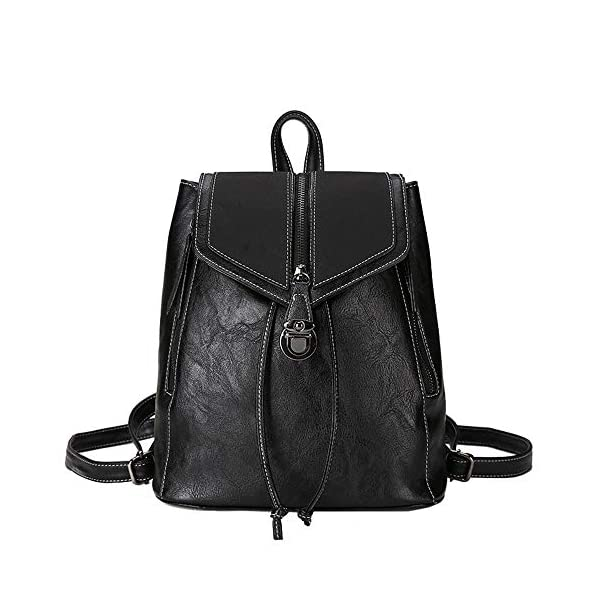 Clearance Sales!! ZOMUSAR Women Backpack Purse PU Leather Convertible Ladies Rucksack...