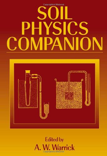 Soil Physics Companion