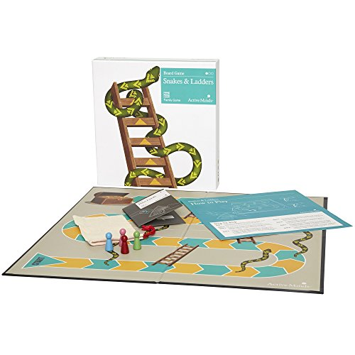 Chutes & Ladders: Specialist Games for Dementia / Alzheimer's by Active Minds]()