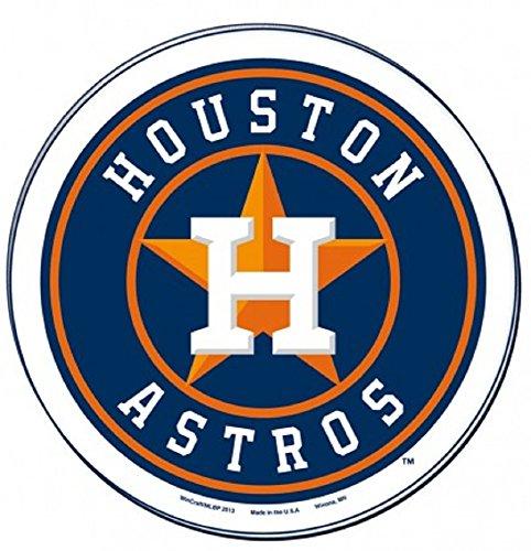 Mlb Precision Cut Magnet - Houston Astros Precision Cut Magnet