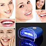 Portable LED Light Tooth Whitening Device Health Care Compact Teeth Whitening Tray Light