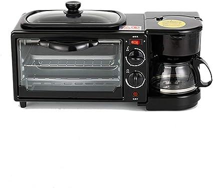 Máquina de desayuno multifuncional 4L 1050W para el hogar ...