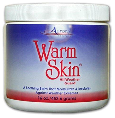 Aurora Henna Henna - Aurora Henna Warm Skin Weather Guard 16 oz. jar (a)