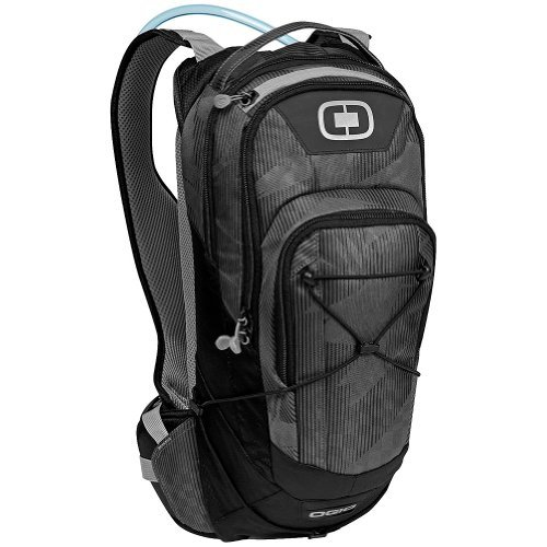 Ogio Baja 70 Action Sports Moto Bag - Black / One Size