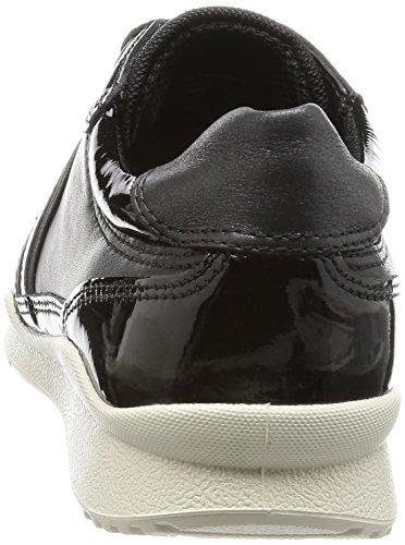 Eccoecco Negro Mujer Derby III Mobile Black51052 Black raqp0r
