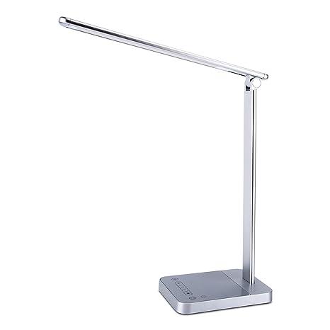 Lámpara de escritorio LED Cofuncool con función de memoria ...