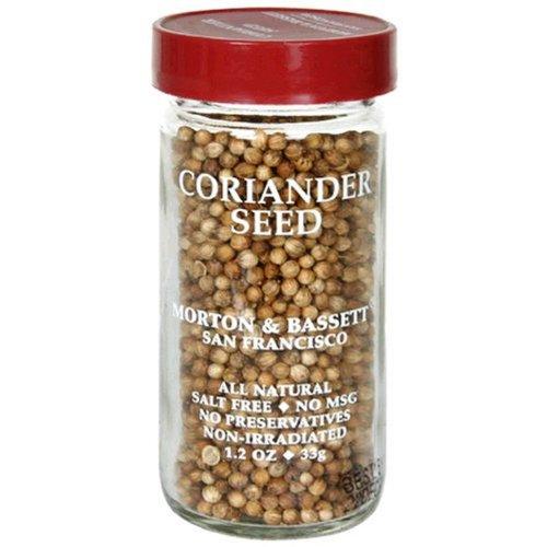 - Morton & Bassett Coriander Seed, 1.2 Ounce