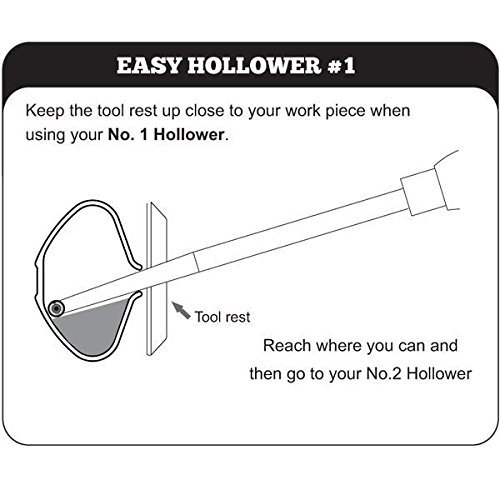 Mid-Size Easy Hollower No. 1