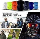 Elimoons Bandanas for Men&Women Breathable