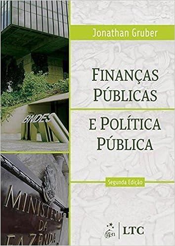 Book FINANCAS PUBLICAS E POLITICA PUBLICA