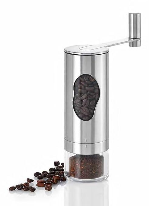 Slim Keramik Kaffeemühle Hand Kurbel Manuell Bohne Tragbar Mühle Nützlich
