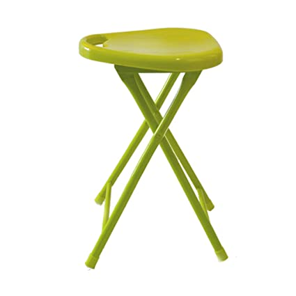 Awesome Amazon Com Portable Folding Stool Steel Pipe Frame Plastic Forskolin Free Trial Chair Design Images Forskolin Free Trialorg