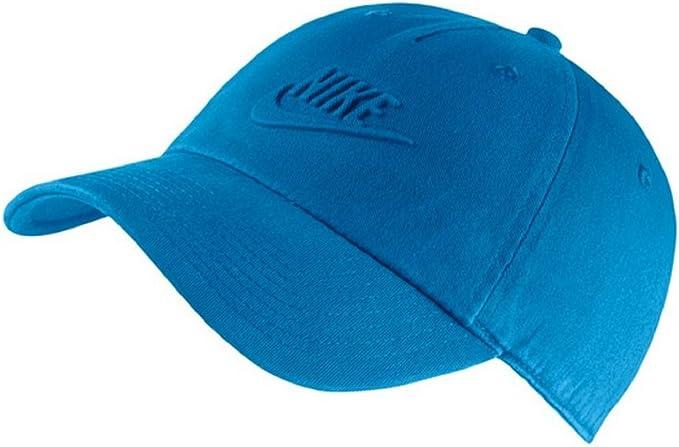 Nike - Gorra de béisbol - para Hombre Azul Talla única: Amazon.es ...
