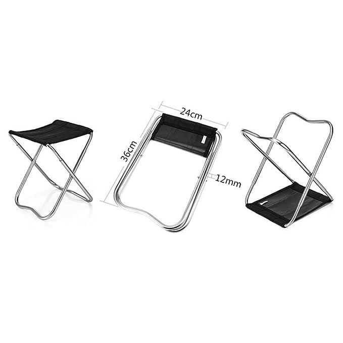 Amazon.com: nadalan aleación de aluminio lona Ultraligero ...