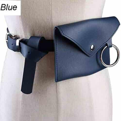 ForShop Fashion New Women Waist Pack Femal Belt Bag Phone Pouch Bags Women  Envelope Bags Fanny d107a3a254b9e