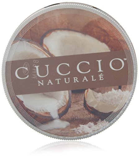 Cuccio Butter Blend, Coconut/White Ginger, 8 Ounce - Ginger Hydrating Body Lotion