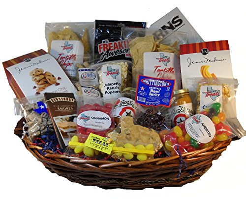 Breakroom Bonanza Gift Basket by Texas Treats