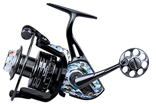 open faced fishing pole - 1