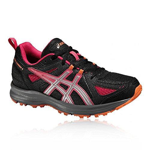 ASICS Damen Laufschuhe grau/pink
