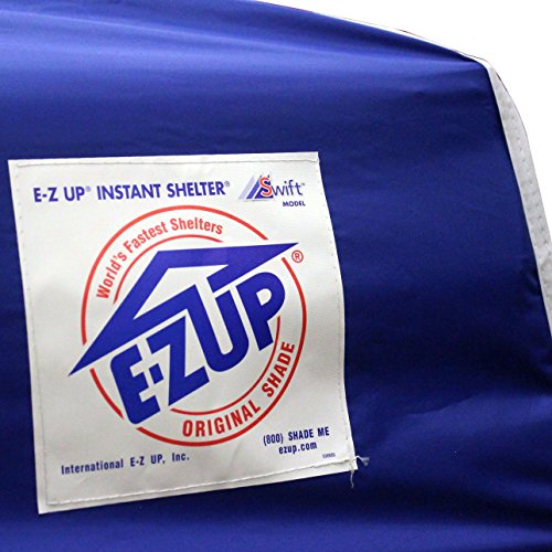 E Z Up Swift Instant Shelter Pop Up Canopy 12 X 12 Ft