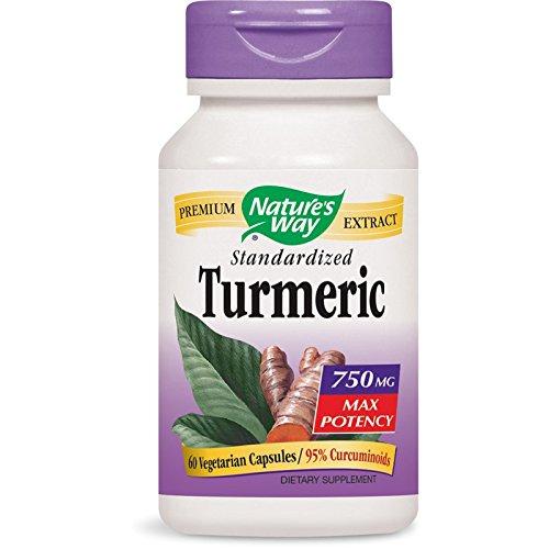 - Turmeric Max Potency 750 Milligrams 60 Capsules