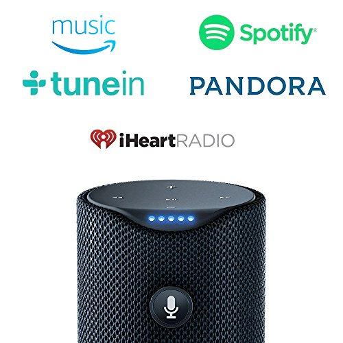 Amazon Tap - Alexa-Enabled Portable Bluetooth Speaker