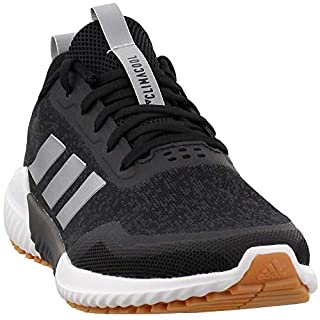 adidas Women's Edge Runner Running Shoes Core Black/Silver Metallic/Carbon 9.5