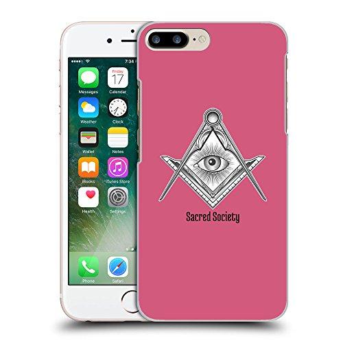 GoGoMobile Coque de Protection TPU Silicone Case pour // Q08200614 Place maçonnique 1 Rougir // Apple iPhone 7 PLUS