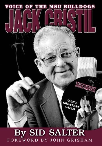 Jack Cristil - The Voice of the MSU Bulldogs Book & CD