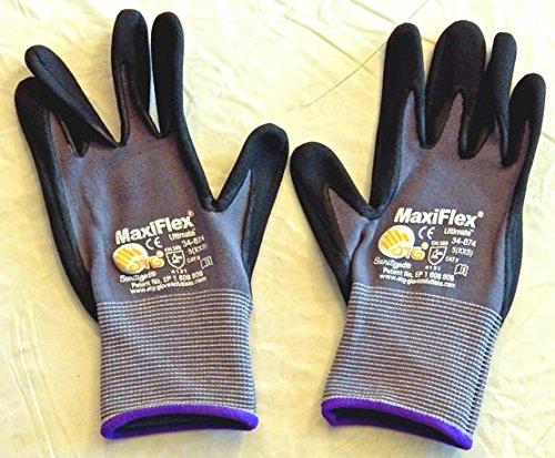maxiflex-by-atg-ultimate-lycra-nylon-1-pair-work-gloves-34-8745xxs-size-extra-extra-small-cut-resist