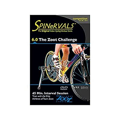 Spinervals Competition DVD 6.0 - The Zoot Challenge by Lifesports