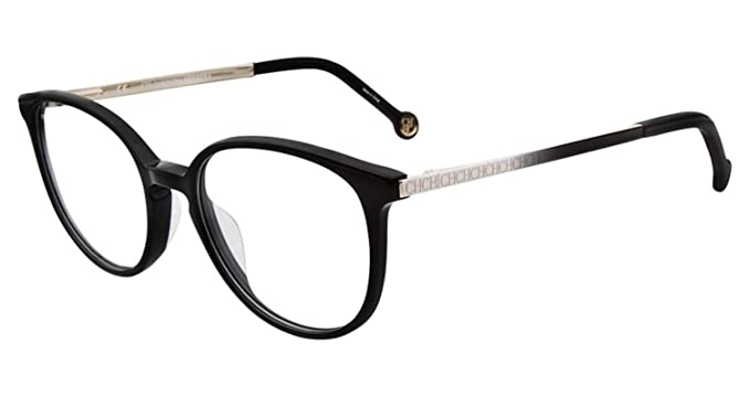 1a5ebba4da Amazon.com: Carolina Herrera Designer Reading Glasses VHE759K-0700 ...