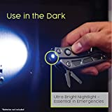 Multi Tool with Screwdriver Set, LED