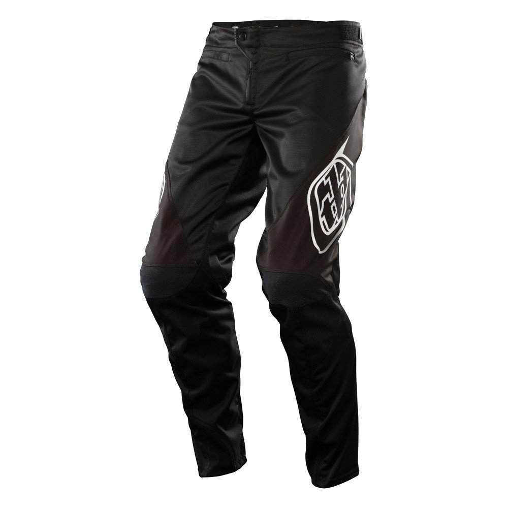 Troy Lee Designs Sprint Men's Bike Sports BMX Pants - OPS Black / Size 36 by Troy Lee Designs