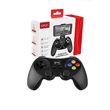 Amazon.com: MapleCO Wireless Bluetooth Gamepad, Ninja Game ...