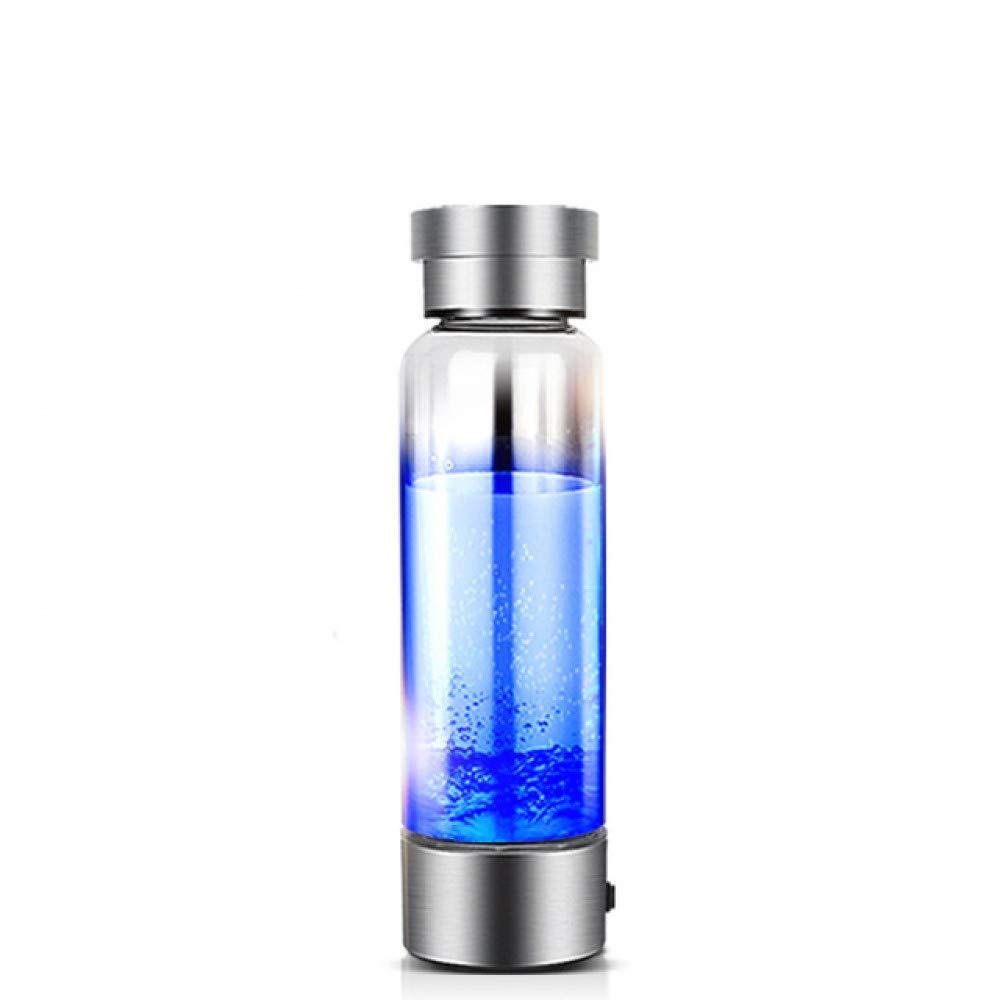 UTNF Wieder Aufladbarer Reicher Wasserstoff-Wasser-Generator-Elektrolyse-Energie-Antioxidans-Anti-Altern Intelligente Schalen-Orp H2 SPE-Wasser Ionizer-Flasche