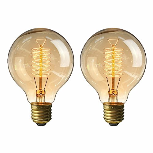 KINGSO Vintage Edison Bulb 60W Incandescent Antique for sale  Delivered anywhere in USA