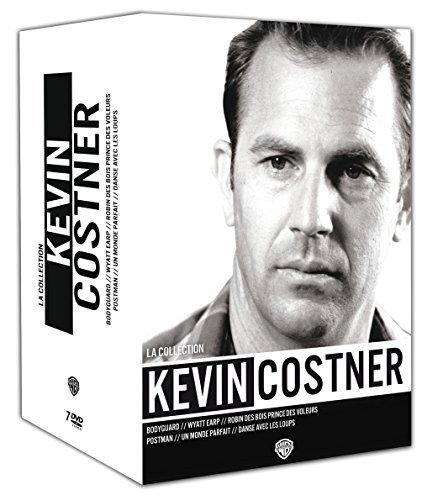 La Collection Kevin Costner - Bodyguard + Wyatt Earp + Robin des Bois, prince des voleurs + Postman + Un monde parfait + Danse avec les loups (Collection Parfait)