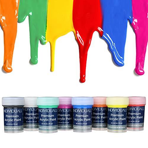 Premium Acrylic Paint Set