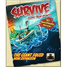 Stronghold Games Survive Giant Squid Expansion