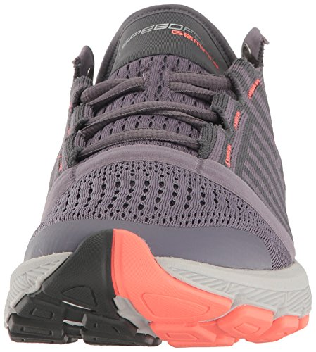 Laufschuhe Under grau Armour koralle Damen Zzzwn84Uq