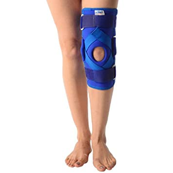 a123fa7c35 Image Unavailable. Image not available for. Color: BOLD Ultra Knee Brace  With Bilateral Hinges ...