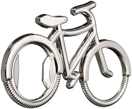 GOZAR Bicicleta Bicicleta Forma Abridor Botella De Cerveza Tapa ...