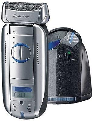 Braun 360° Complete 8995 Máquina de afeitar de láminas Recortadora ...