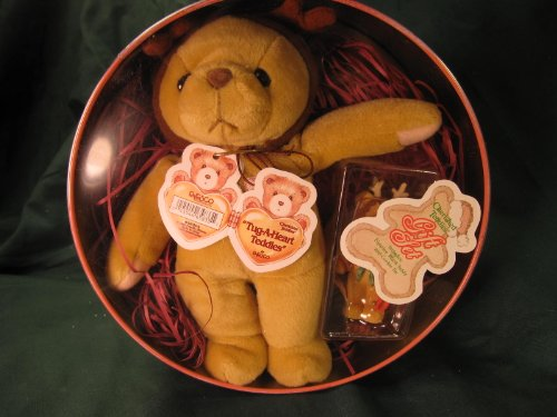Cherished Teddies.......... A Gift To Go With Holiday Gift Tin from Cherished Teddies