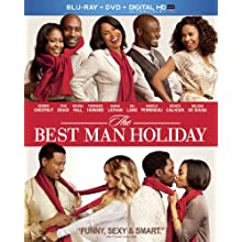 The Best Man Holiday (Blu-ray + DVD + Digital HD with UltraViolet) (2013)