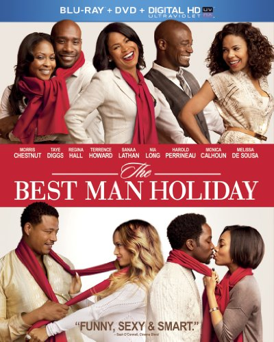 The Best Man Holiday (Blu-ray + DVD + Digital HD with UltraViolet) (Best Definition Of Friendship)